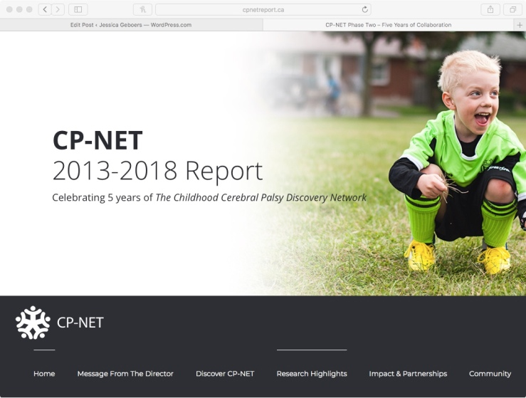 CP-NET report